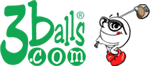 3balls Golf Coupon 10% Off