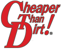 Cheaper Than Dirt Military Discount