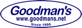 Goodmans.Net Coupon 10 Off