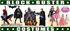 BlockBuster Costumes Coupon 10 Off