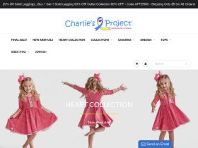 Charliesproject.com Coupons Codes