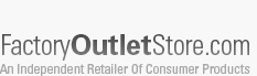 Factory Outlet Store Coupon 20 Off