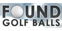Found Golf Balls Free Shipping
