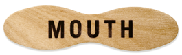 Mouth Coupon 10% Off
