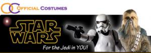 Official Star Wars Costumes Promo Code 20% Off