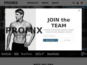 ProMix Nutrition Promo Code 20 Off
